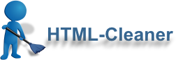 HTML Cleaner Online - Word to HTML converter